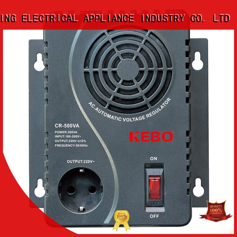 KEBO safety avr transformer Supply for kitchen