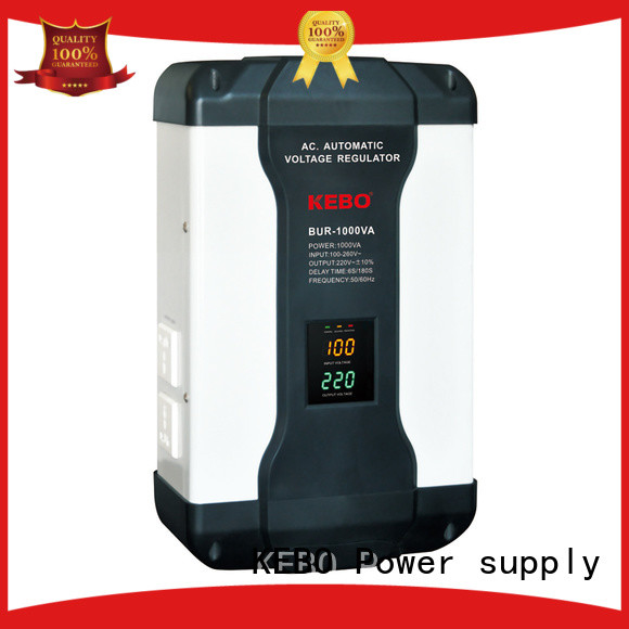KEBO automatic ac stabilizer supplier for indoor