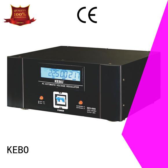 servo voltage regulator mdr05115235kva for industry KEBO