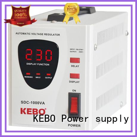 KEBO Brand stabilizer phase meter servo stabilizer manufacture