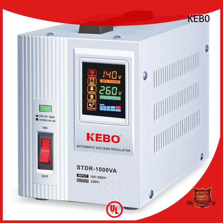 avr regulator desktop for industry KEBO