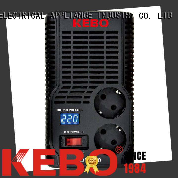 KEBO professional power regulator wholesale for indoor