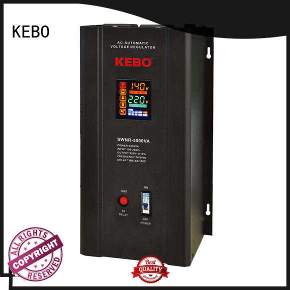 Wholesale socket voltage stabilizer for home display KEBO Brand