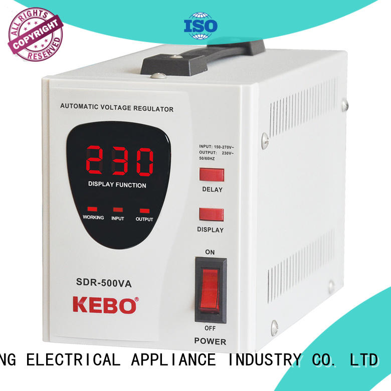 KEBO integrated voltage stabiliser customized