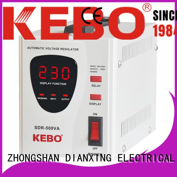 KEBO optimal automatic voltage regulator price manufacturer for indoor