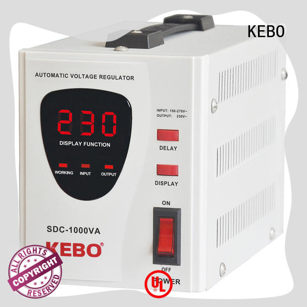 high efficient servo voltage stabilizer capability supplier for industry