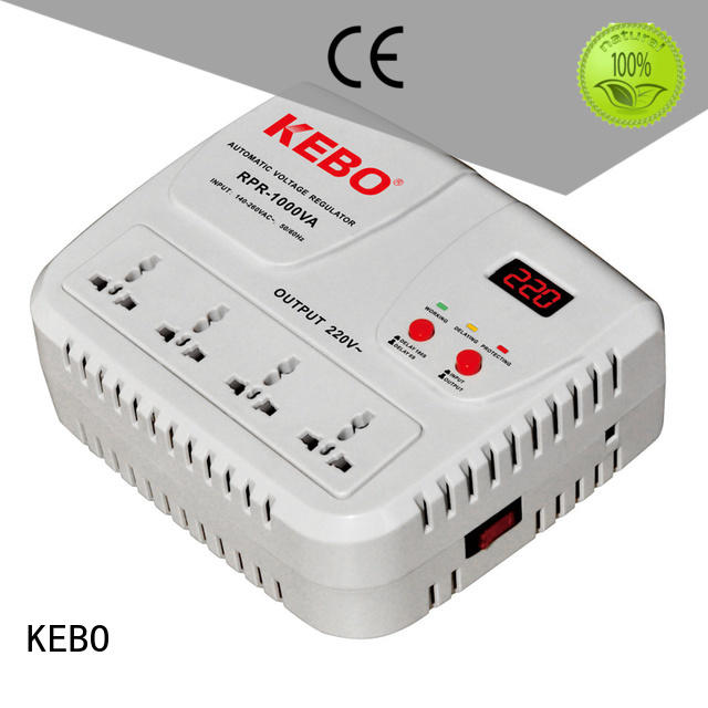 KEBO durable electronic voltage stabilizer comfortable for industry
