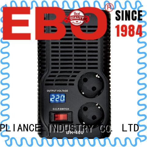 smart constant voltage regulator series for industry KEBO