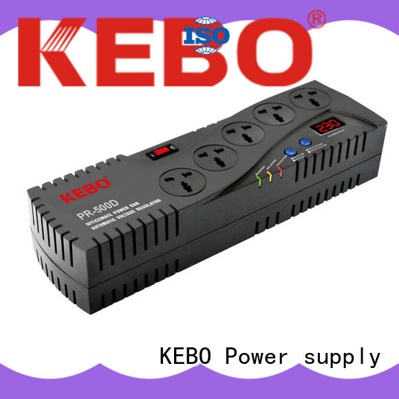 KEBO slim voltage stabilizer manufacturer for compressors
