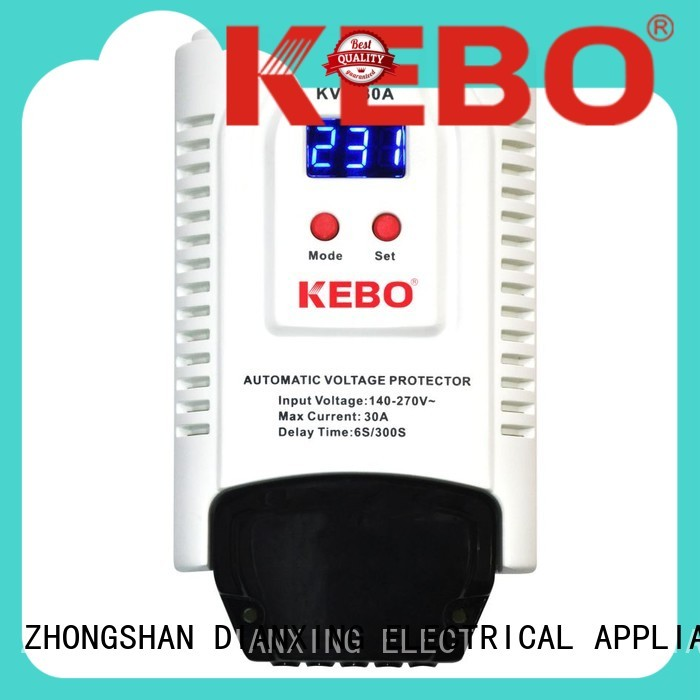 KEBO automatic power protector manufacturer for indoor