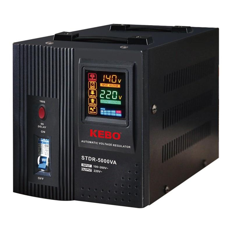 KEBO -Upgrade Automatic Voltage Regulator Stdr Series With Integrated Led Display-2