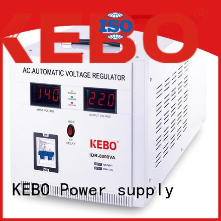 KEBO 140260v servo voltage stabilizer series for industry