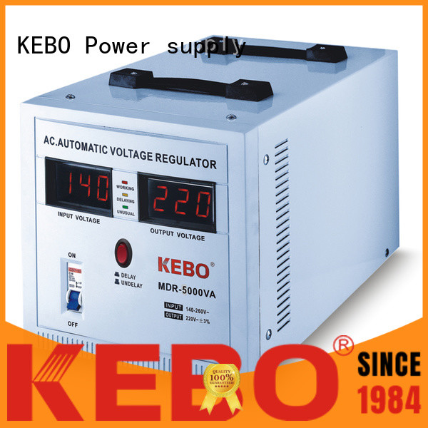 KEBO sed servo voltage stabilizer manufacturer for indoor