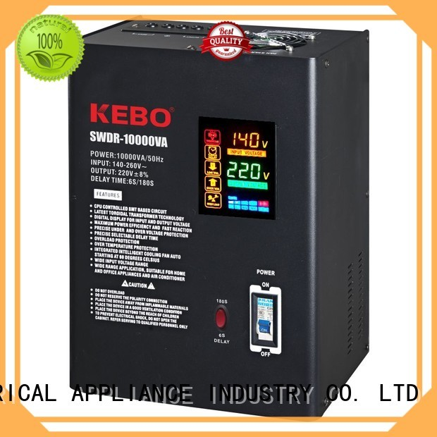 Best servo avr range supplier for indoor