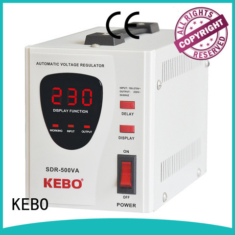 Hot regulation voltage stabilizer for home comfortable KEBO Brand