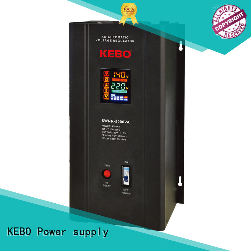 voltage stabilizer for home voltage industrial home KEBO Brand generator regulator