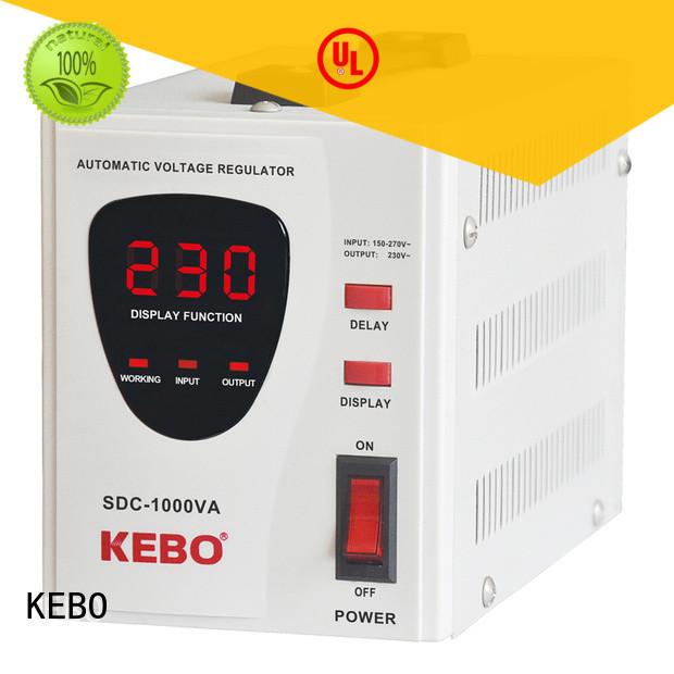 series control stabilizer KEBO Brand servo stabilizer supplier