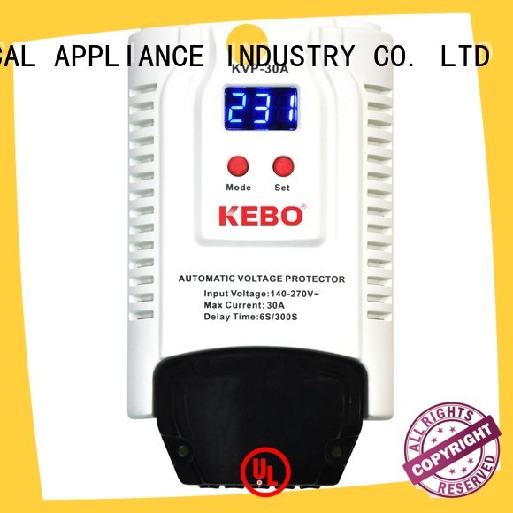 wall plug surge protector selectable electrical KEBO Brand company