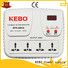 metal voltage stabilizer for home output wide KEBO Brand