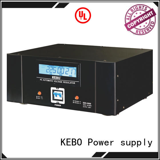 KEBO safety servo stabilizer series for industry