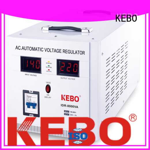 KEBO Best servo stabilizer circuit diagram factory for industry