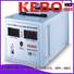meter single phase servo voltage stabilizer control KEBO company