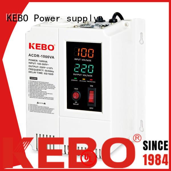 durable voltage stabilizer desktop series
