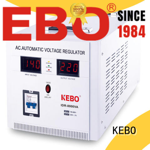 precision servo stabilizer efficient for laboratory KEBO