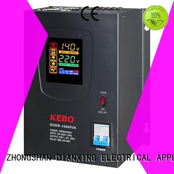 safety avr voltage regulator series for indoor