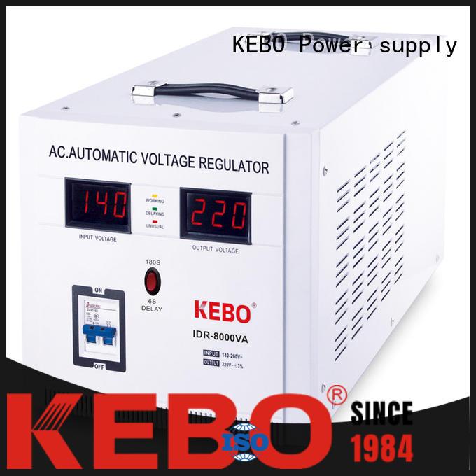 KEBO high quality servo motor stabilizer series for laboratory